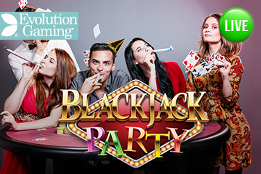 Blackjack Party (Groove)