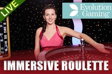 Immersive Roulette (Groove)